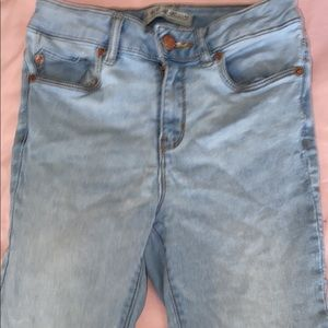 Jeans never worn just washed.